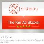 STANDSのFair AdBlocker