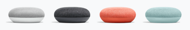 Google Home Miniの商品画像