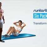Runtasticのスマホアプリ Six Pack