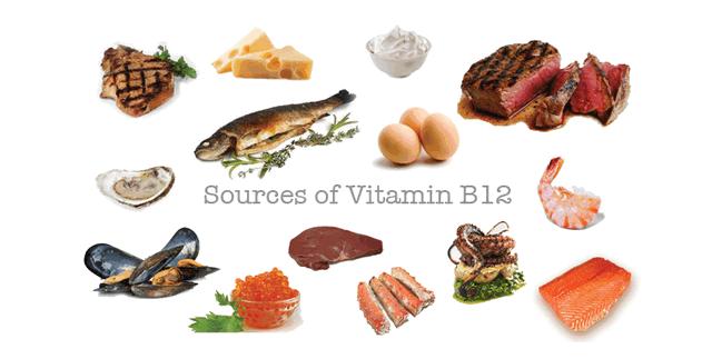 ビタミンB12を多く含む食べ物