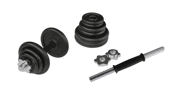 プレート着脱式ダンベル(Adjustable Dumbbells)の画像
