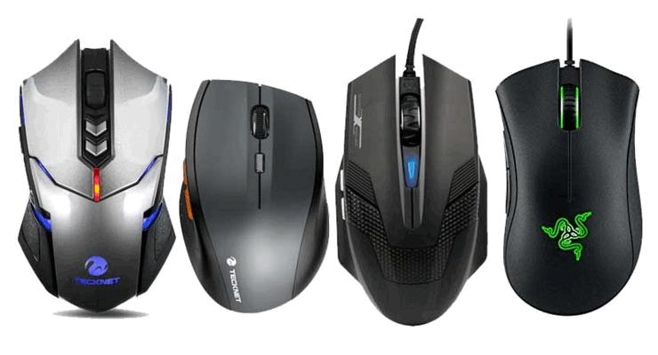 マウス(コンピューター)の画像