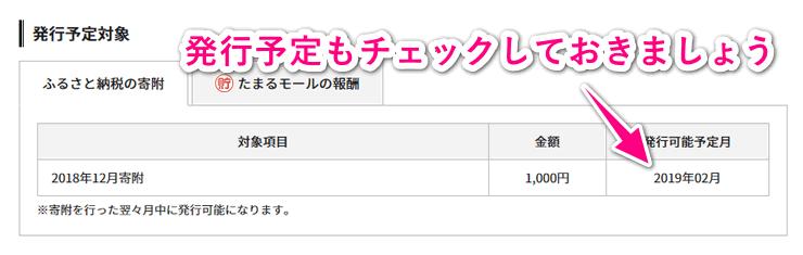 今後のamazonギフト券コード発行予定