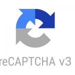 reCAPTCHA(リキャプチャ)
