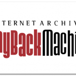 Internet Archive(Wayback Machive)