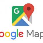 Google Maps(グーグル・マップ)のロゴ画像
