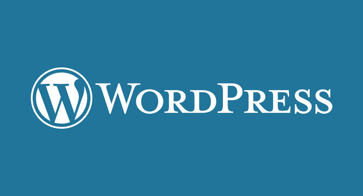 WordPres(ワードプレス)のロゴ画像