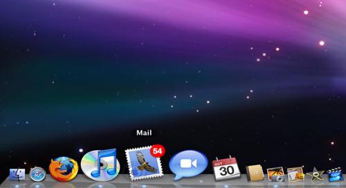 Mac OSのDock