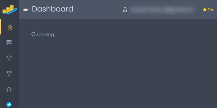 CoinPotでLoadingが終わらない状態