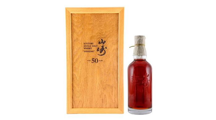 2005年発売の山崎50年(First Edition)